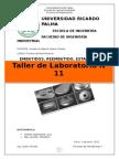 Manufactura Lab 9 URP