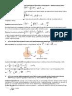 Fizika II ELEKTROTEHNIČKI FAKULTET TEORIJA