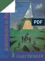 Administración de Personal - 6ta Edición - Gary Dessler