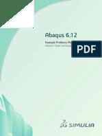 Abaqus Examples Book