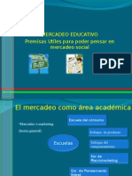 0 Mercadeo educativo, como gerencia instituciones educativas
