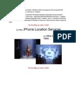 NSA Apple iPhone Zombie Slides