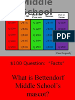 middle school jeopardy