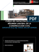 Regimen Especial de Construccion Civil i Kkk