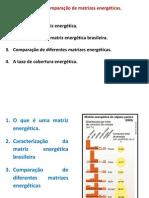 Aula 03 – Análise e comparação de matrizes energéticas