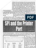 SPI And The Printer Port