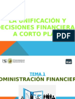 Tecnicas financieras