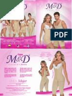 Catalogo Fajas Myd
