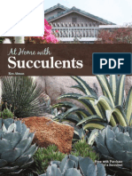 At Home with Succulents