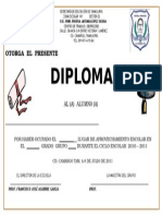 Diploma JGraduacion 6o a l o