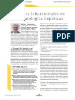 Laboratorio en Patologias Hepaticas