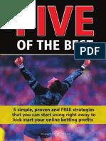 Revobot betting tips online cricket betting uk guide