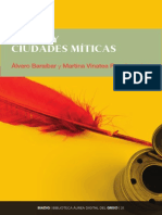 BIADIG_31_Choin VIAJES Y CIUDADES MÍTICAS Álvaro Baraibar y Martina Vinatea Recoba (eds.)