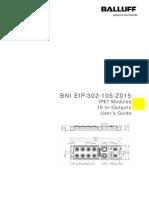 BNI EIP 302 105 Z015_Distribuidor I O Conexion Ethernet