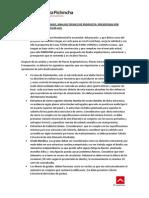 Analisis Tecnico de Propuesta Ciudad Santiago.28.05.15