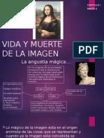 Vida y Muerte de La Imagen .i.