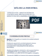 7. u.v. Industrialización - Geografía de La Industria
