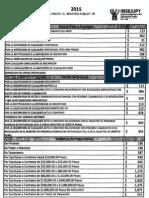 Patentes 2015 RPP