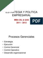 Estrategia Politica Empresarial
