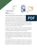 2014 05 20 Press Release
