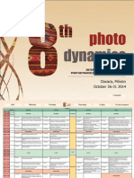 8th Photodynamics