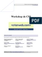 Workshop de Css