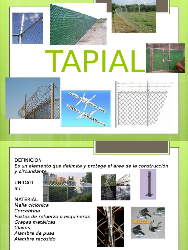 Clase 03 Tapial On