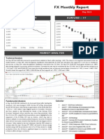 Monthly FX Report - May 15