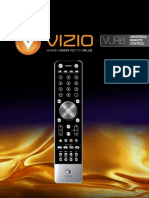 Control Remoto Vizio Tv