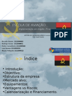 Apresentação Angola