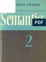 Lyons Semantics2