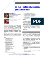 Mintzberg; La Estructuracion de Las Organizaciones