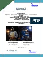 Manual de Soldadura Por Arco Electrico Con Electrodo Revestido
