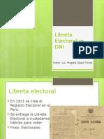 Libreta electoral vs. DNI