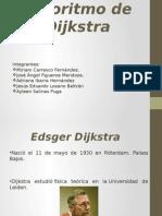 Algoritmo de Dijkstra y C