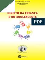 Livro Criança e Adolescente Unesc