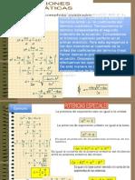 Completar Cuadrado y Ecuaciopnes Exponenciales