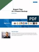 7 Expert Tips VMware Backup_0
