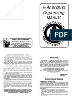 An Anarchist Organizing Manual