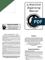 An Anarchist Organizing Manual