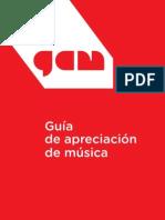 Apreciacion Musical GAM