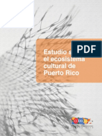 CODECU: Estudio sobre el ecosistema cultural