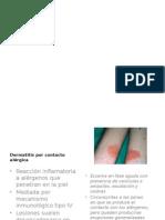 Dermatitis Dx Diferencial, TX y Pronóstico