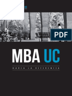 Catalogo MBAUC 2015