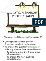 AHP new