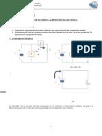 Ley de Ohm y La Resistencia Electrica22222222