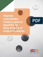 Informe Final de la Comisión para el Desarrollo Cultural