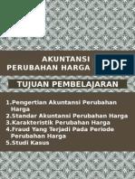 PPT - Akuntansi perubahan harga
