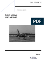 Aero L-39C Albatros - Flight Manual
