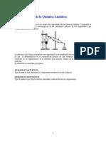 Importancia de a Quimica Analitica